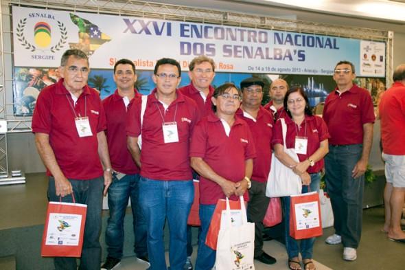 Encontro dos Senalbas reafirma a luta contra toda forma de opressão